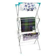 OEM Wholesale Foldable Clothes Drying Rack for Cloth
