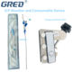 Gred Disposable ICP Monitoring Drainage Kit Single F18
