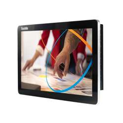 10.1 industrial touch panel pc, Mini pc windows10 with fanle