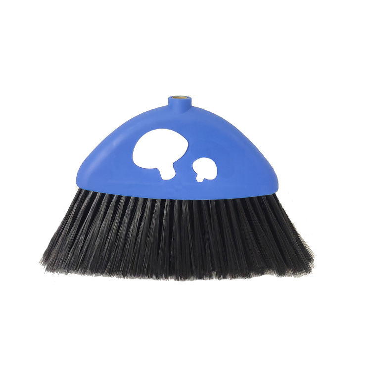 Made in China wooden handle broom and broom head plastic material