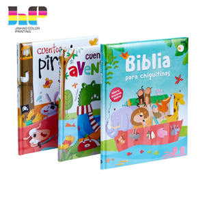 Printing high quality children book children story learning book printing in China