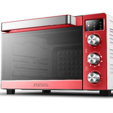 30L Household Electric Rotisserie Convection Function Toaster Oven