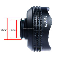 Wide-Angle Lens Focus Type and Zoom Lens Type nikkor lenses high quality OEM 0.45x mobile cover lens