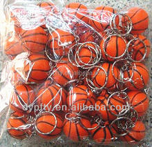 china promotional gift basketball keychain manufacturers