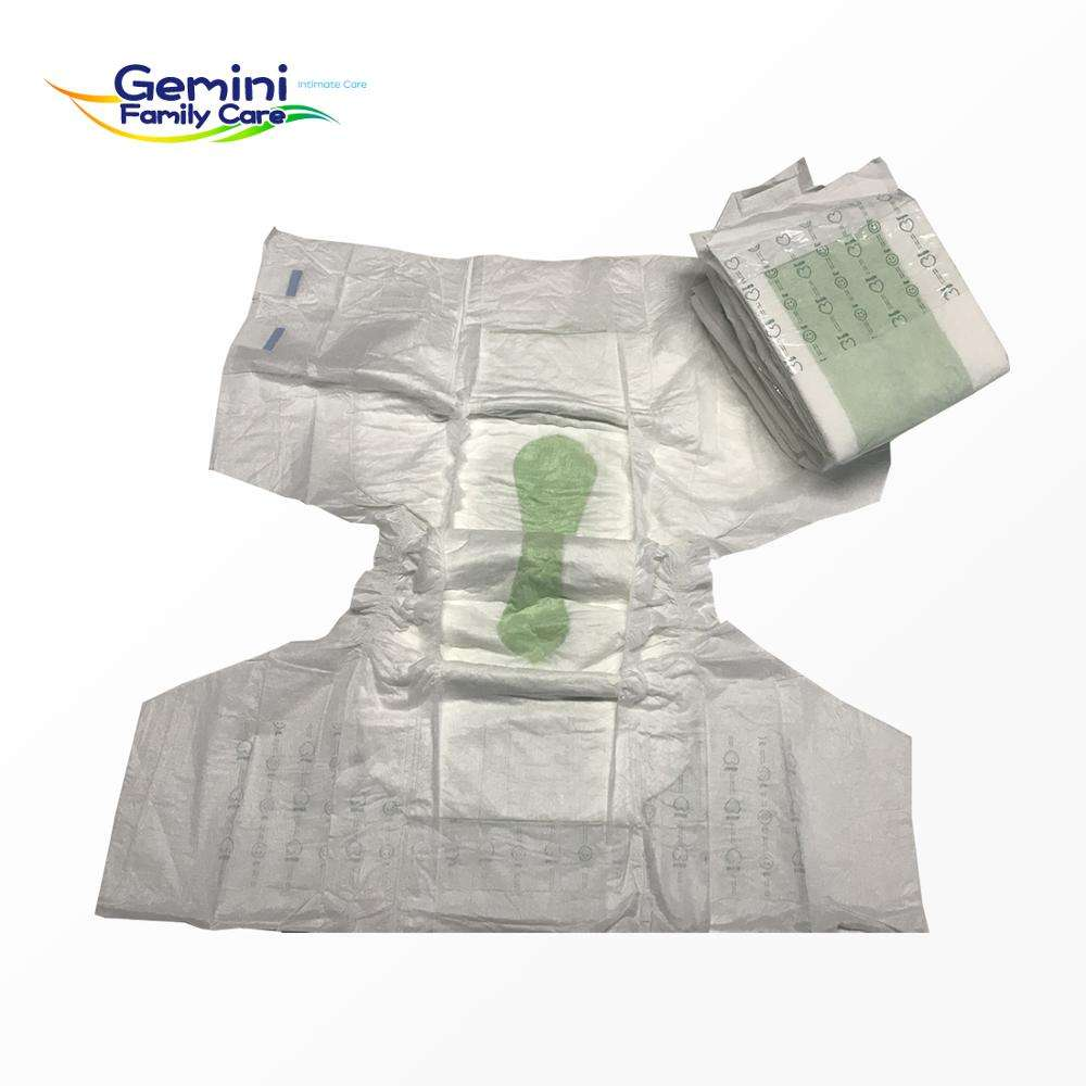 China Manufacturer Sanitary Adult diaper for pregnant,ultra thick old people Adult diaper