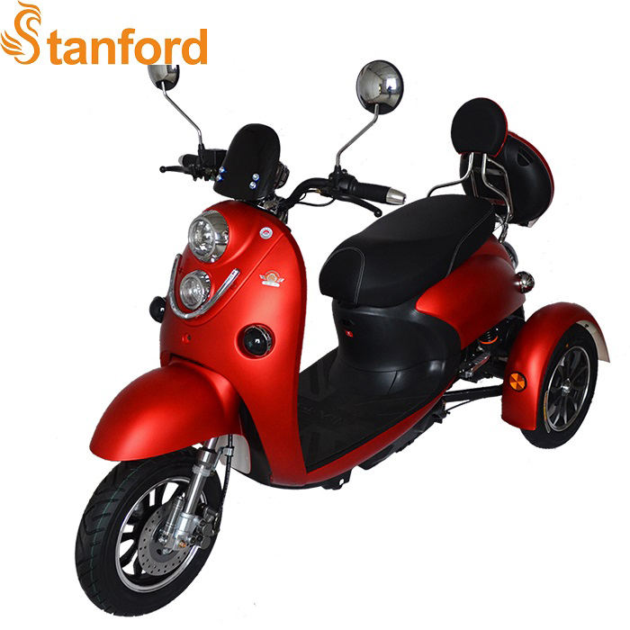 Hot sale Electric tricycle bike Adult 3 wheel electric bicycle 1000w