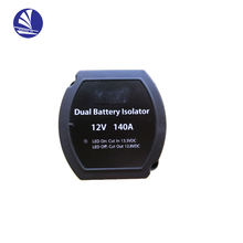 12/24V 100A/140A Dual Battery Isolator for marine/truck/caravan and Camping