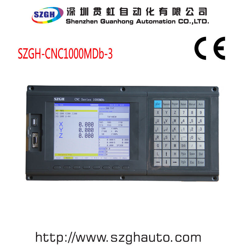China economic 3 axis cnc controls for machine centre