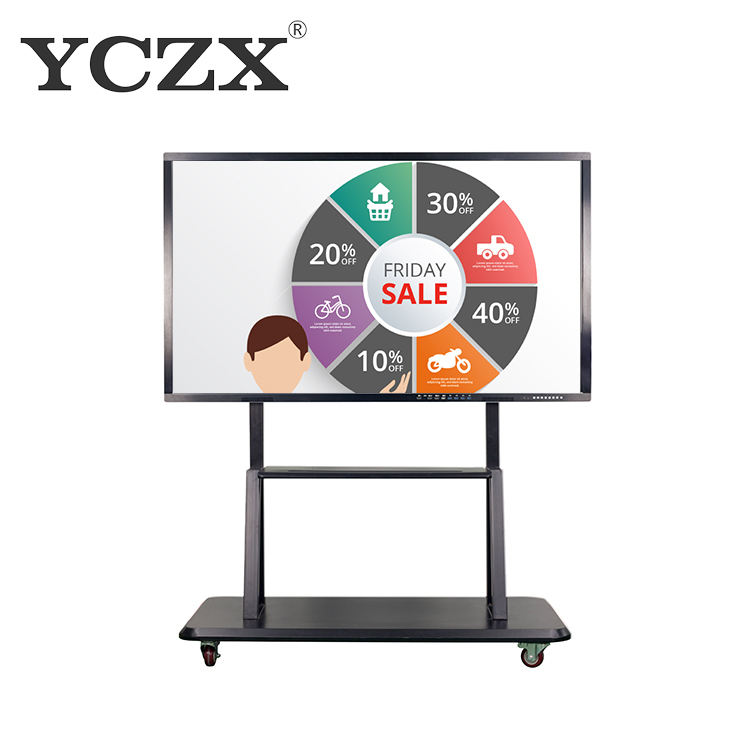 High definition 86 inch multi-touch smart board interactive whiteboard provide Touch pen