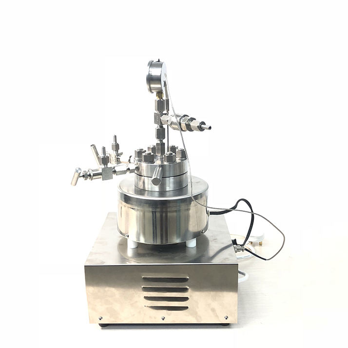 Energy Saving Reaction Vessel Small High Pressure Chemical Reactor