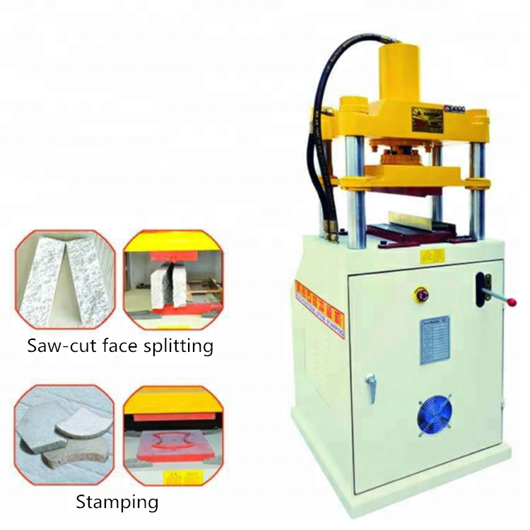Stone Splitting Marble Granite Processing Mosaic Tile Making Machine for Sale