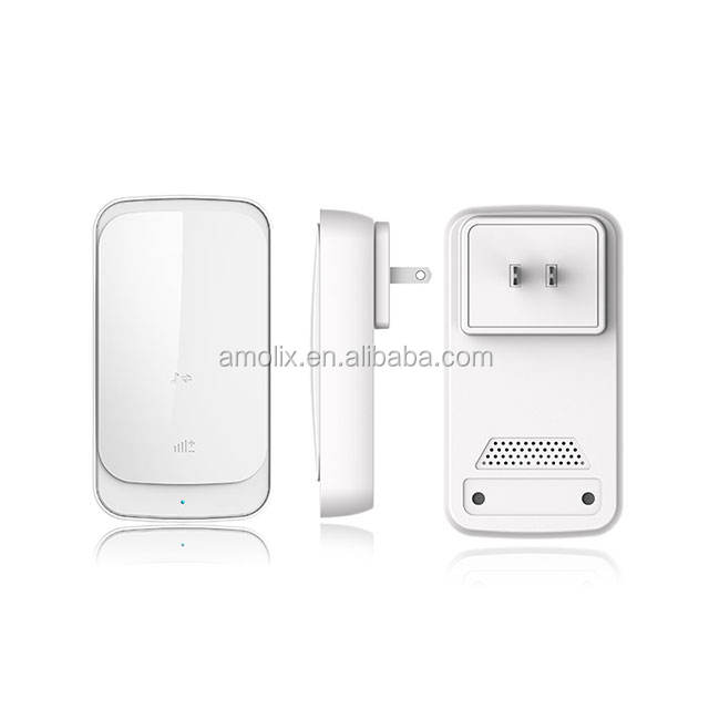 Wireless waterproof Doorbell Ring For Apartment Chime