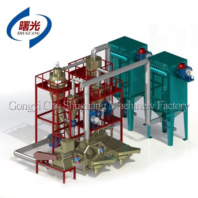 Lithium battery recycling machine