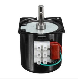 60KTYZ 220V 14W 50Hz 30R/min Permanent Magnetic Synchronous Motor Gear Machine