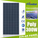 grade A solar cells of 300W poly solar panel from China