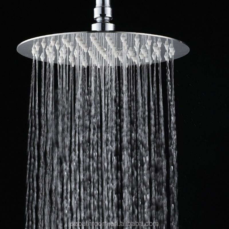 Bathroom Shower Price In Pakistan Stainless Steel Rain Shower Head Alibaba China Supplier