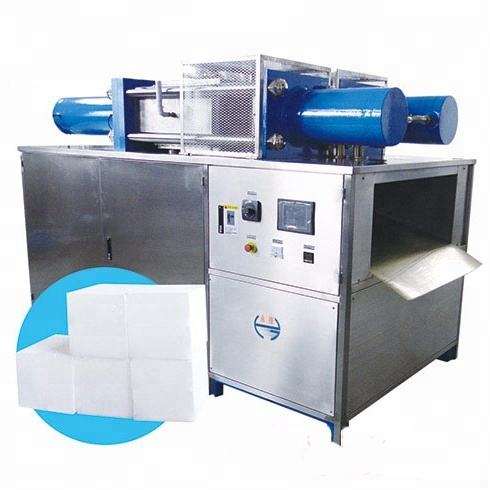 30kg Dry ice block making machine/machine glace industrielle