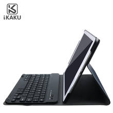 KAKU Simplify slim pu leather cover keyboard case for ipad mini 4 pro 9.7