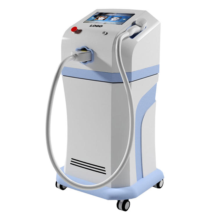 810nm diode laser hair removal device for beauty salon