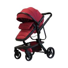 Winter big wheels baby stroller strong mat with cradle seat shock absorber