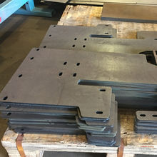 CNC laser cutting and bending processing service sheet metal