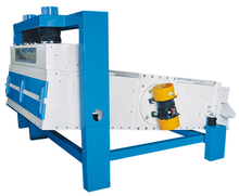 High efficient  pre cleaner machine vibrating cleaner for wheat flou productionr processing