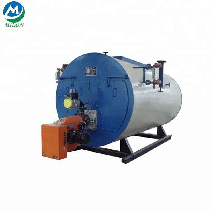 Professional Fixed Grate Buang-buang Gas Heat Recovery Steam Boiler