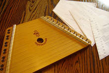Zither for kids