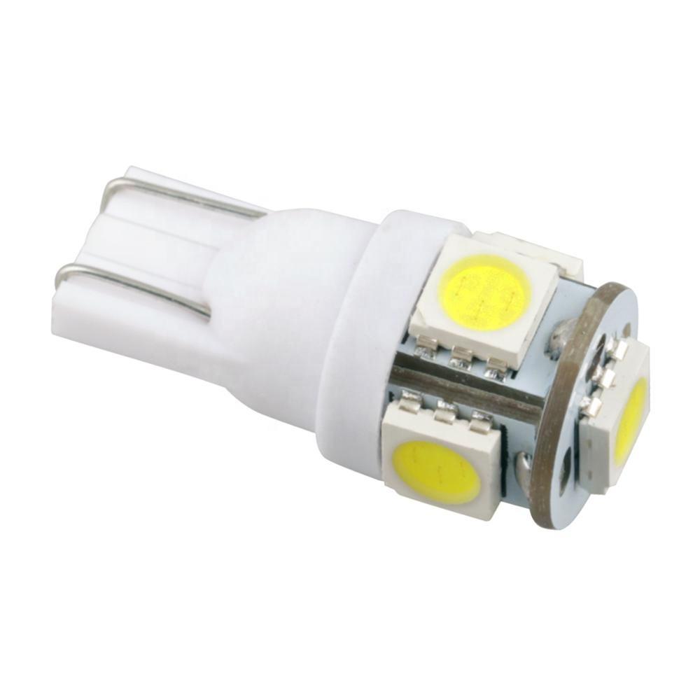 2 Ampoules T10 W5W 11SMD 194 168 501 LED Auto Voiture Blanc Lumière Lampe CANBUS