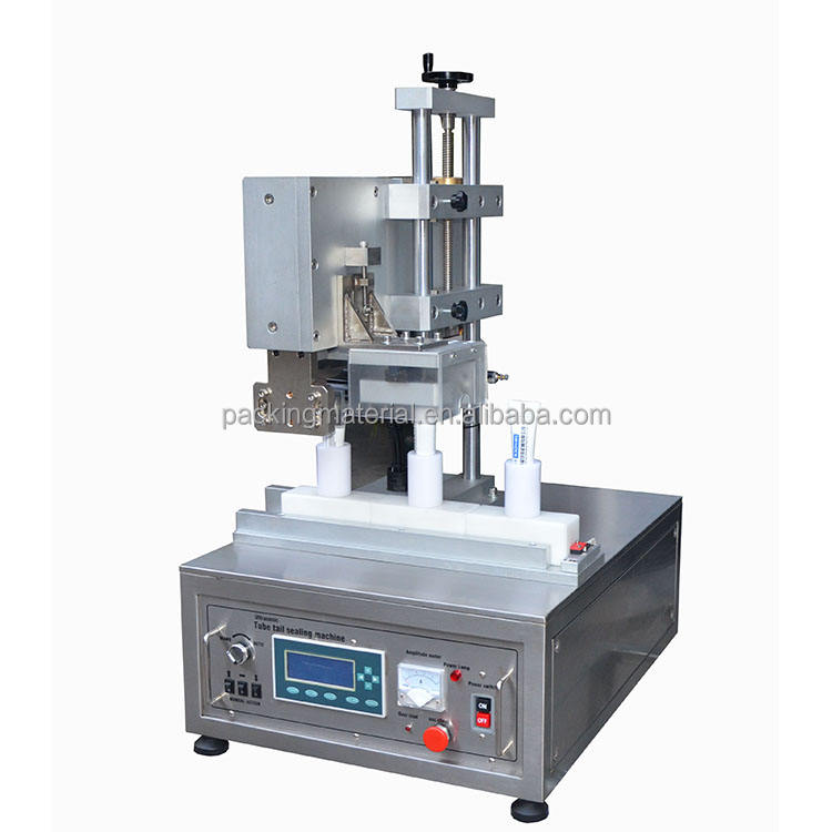 HX-003 Manual Ultrasonic Plastic Tube Sealing Machine