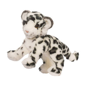 Plush Stuffed  Animal Baby  LEOPARD 7 in Soft Toy Brand New with Tags