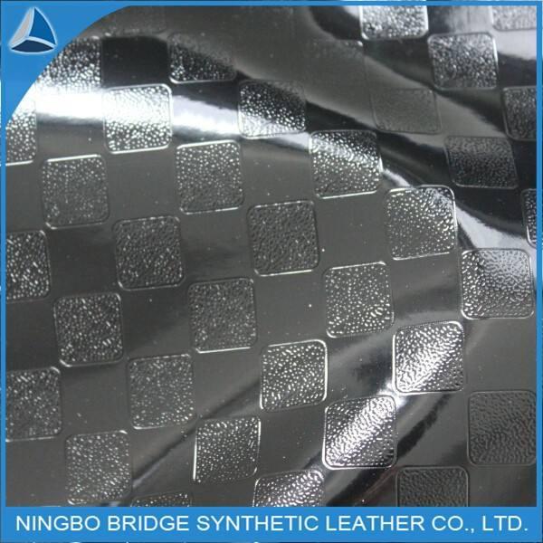 2015 venda quente do Metal efeitos de couro sintético para senhoras sapatos da moda da china fabricante