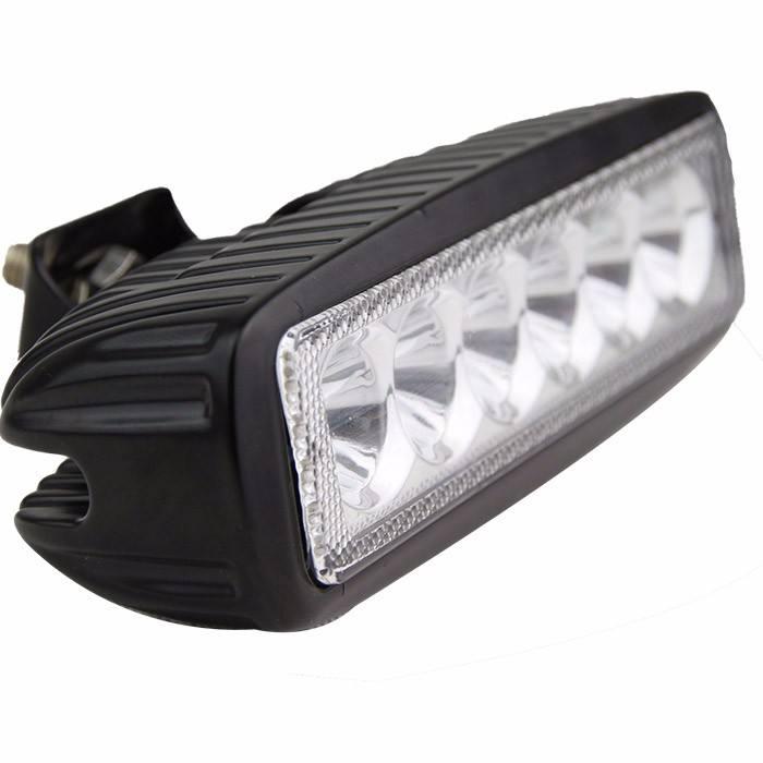 SANYOU LEDワークライト 作業灯 LEDバー 18W LEDライトバー 狭角タイプ 10-30VDC