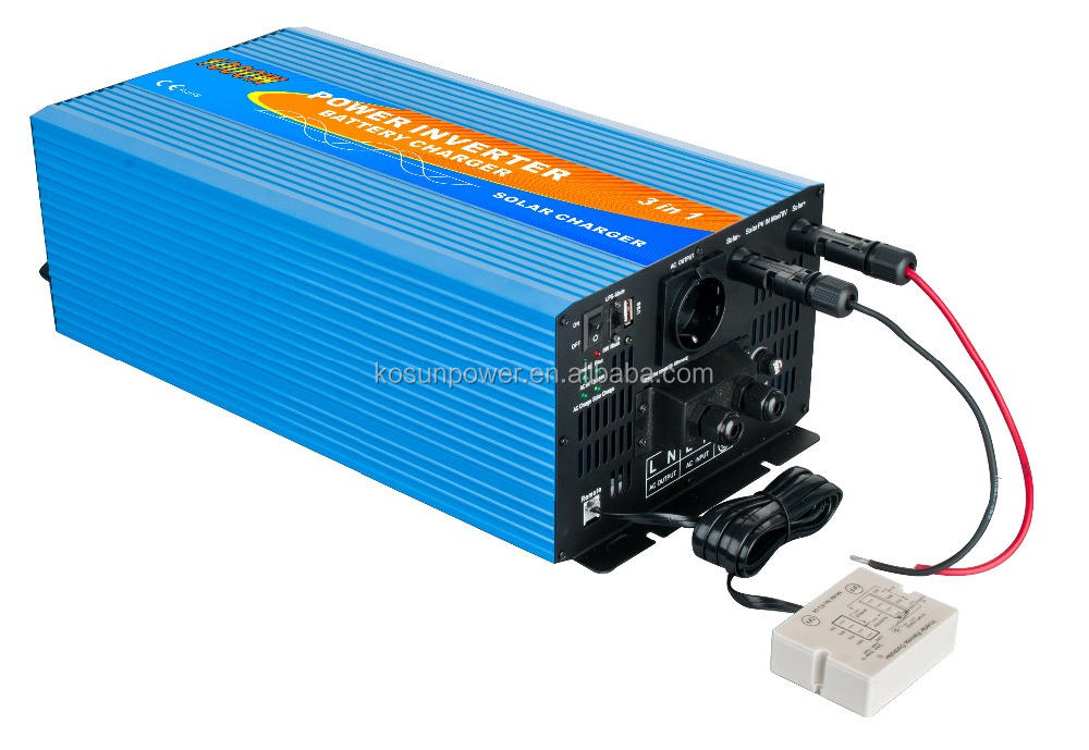 1000w hybrid solar inverter with mppt charge controller