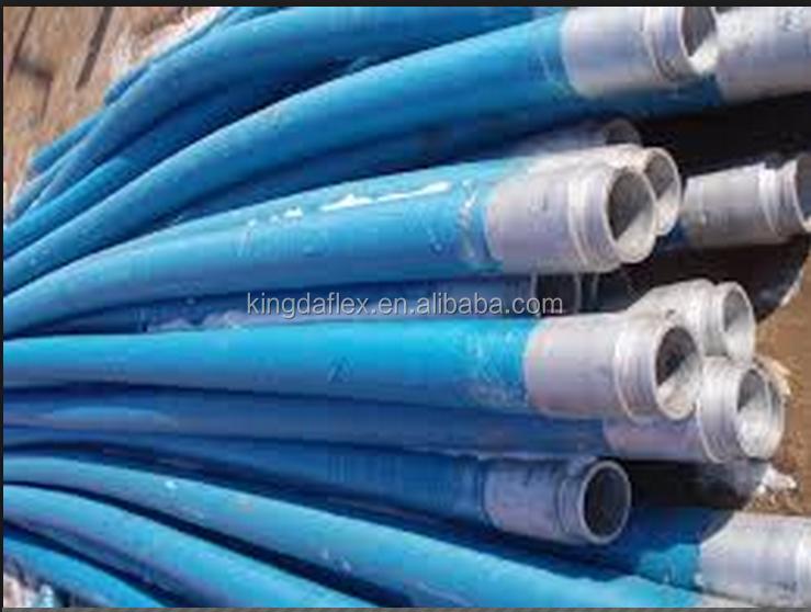 """áp lực cao 3"""" ống bơm bê tông sử dụng ống ngọn gió thổi cát lên"""