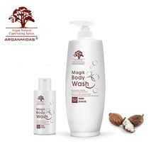 Private Label Moisturizing Skin Pure Purifying Body Wash Skin Whitening Shower Gel