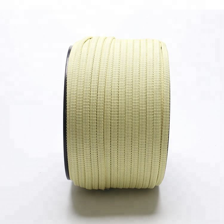 Economical classical fiber customized braided kevlar rope 2mm 3mm