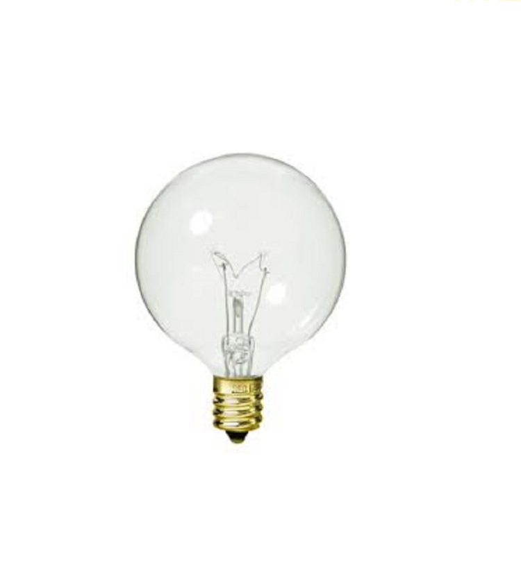Retro Lampe St64 Vintage Edison Birne E27 Glühbirne 220 V 40 Watt Lich ~PL