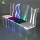 Dining Room Furniture Chair Luxury High Quality Clear Acrylic Dining Chair
