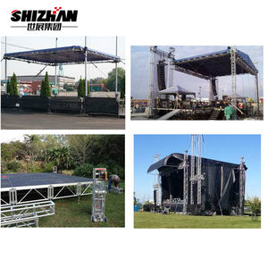 Shizhan 300 Mm Aluminium Moving Head Licht Truss Stands Voor Event