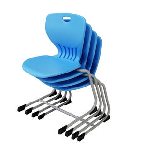 ESCO Ergonomic School Plastic Student chair Stackable