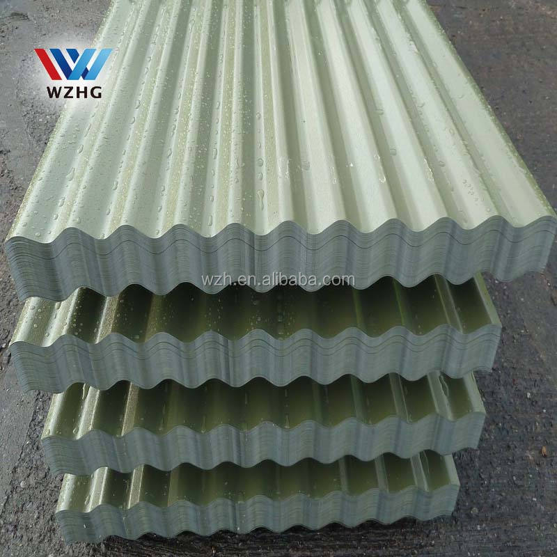 Latest plants used building materials of roofing tiles