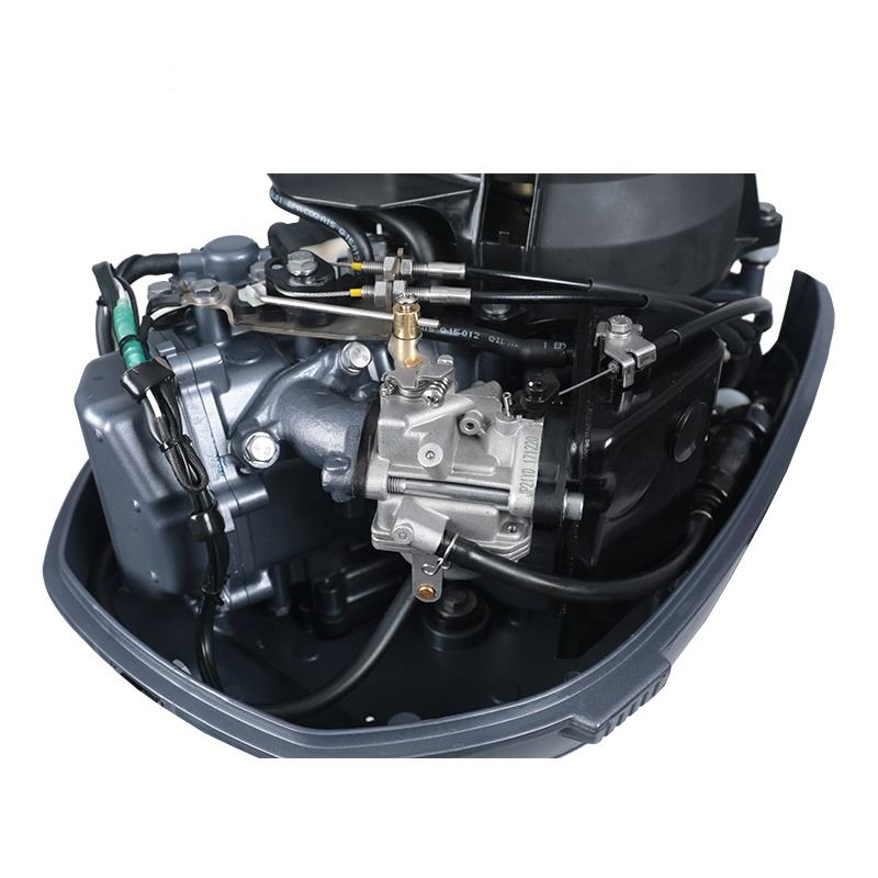 Good quality new 4 stroke 6hp outboard boat engine compatible with Japanese brand
