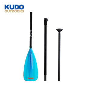 KUDO FREIEN Durable Abnehmbare Kunststoff Einstellbare Stand Up Paddle Sup