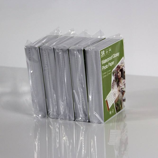 Yesion Brand Wholesale Yesion waterproof 4*6 230gsm glossy single side photo paper