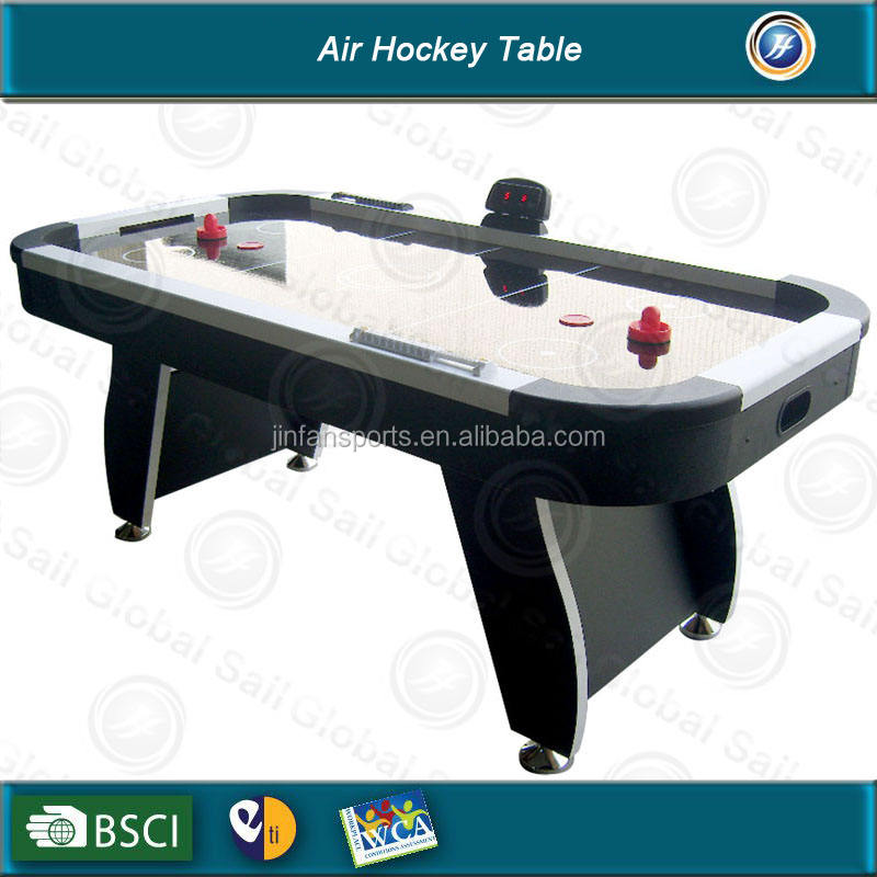4 person ( 10 years Factory MDF Products) Thick Hard MDF Air Hockey Table/Air Hockey/Hockey Table
