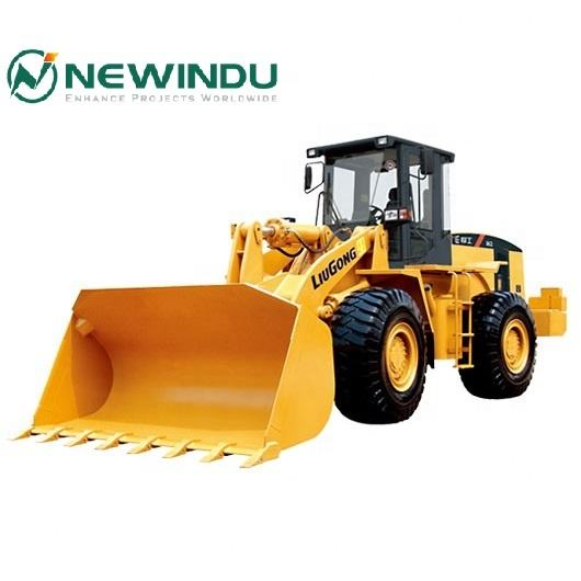 Telescopic Loader Liugong Wheel Loader 6ton for Sale CLG862H