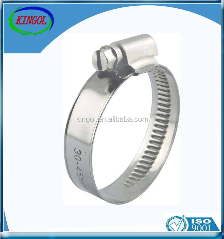 Automobile [ Hose Clamp ] 12mm Germany Type Hose Clamp Of Welding Pipe Internal Clamp