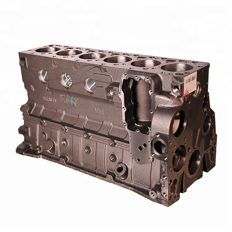 6BT diesel engine parts tractor engine cylinder block 3928797