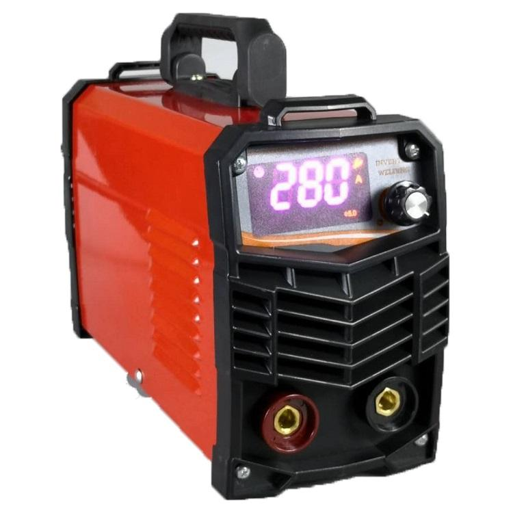New Patent High Quality Smart AI Digital intelligent IGBT Inverter DC Welding Machine ARC welding machine